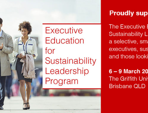 Executive Education for Sustainability Leadership Program